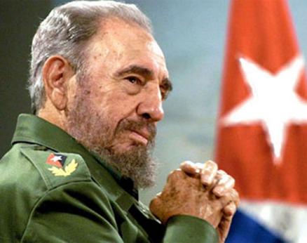 Fidel Castro (August 13, 1926 – November 25, 2016)