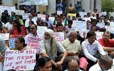 Bengaluru protest-2