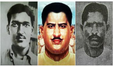 Martyrs Ashfaq-Bismil-Roshan