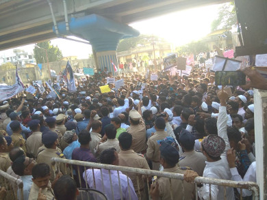 Bhiwandi_demonstration