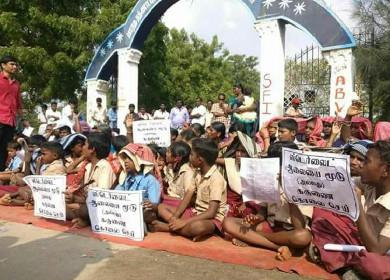 sterlite protests tuticorin