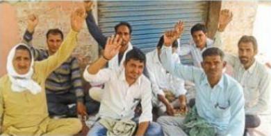 MNREGA worker Nohar