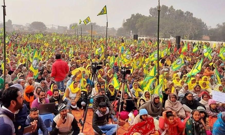 Women_farmers_rally_in_Katehda-Punjab